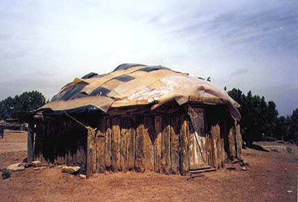 Pictures of Mojave Indian Houses http://www.migrations.com/